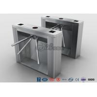 Cheap Biometric Recognition Tripod Turnstile With Remote Button Control CE Approval for sale