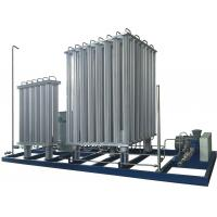 Cheap Mobile L-CNG Gas Filling Skid Mounted Equipment 500-5000Nm3/h for sale