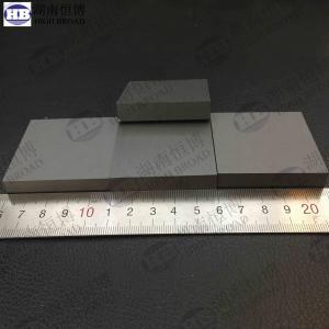 Best Anti 7.62 Bullets Silicon Carbide Bulletproof Ballistic Tiles , SIC Ceramic Tiles wholesale