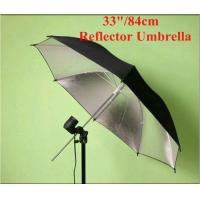 "Best 33""Black / Silver Umbrella for Photo Studio Accessories wholesale"