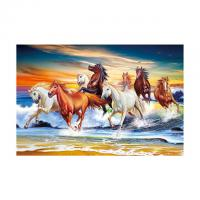 Best 40*60cm 3D Image Poster Large Size Animal Horse Pictures Wall Prints wholesale