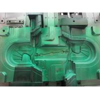 PP / EPDM Hot Value Runner Plastic Auto Parts Mould Of Cooling Guide Air Cover