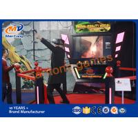 Best Theme Park Simulator Virtual Reality Games With CE / SGS Certificate wholesale