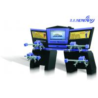 Best Computerized CCD 4 Wheel Laser Alignment Equipment With Global Vehicle Database wholesale