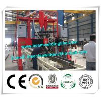 Steel Structure Horizontal Box Beam Production Line H Beam Welding Machine