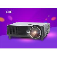 Best Native 800X480 Home Entertainment Projector 5.0 Inch Single LCD Projection System wholesale