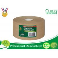 Best Water Release Gum reinforced kraft tape , printed kraft tape For Carton Packing wholesale