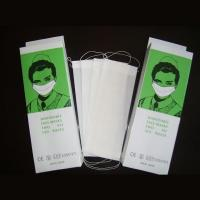 Best paper mask ear loop, 3-ply paper mask, 4-ply face mask wholesale