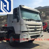 China SINOTRUK Heavy Duty Cargo Trucks 6X4 Euro II /III 20-50T Model is ZZ1251M3211 with Styer Axle on sale