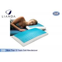 Best Memory Foam & Hydraluxe Cooling Contour Pillow , gel cooled pillow wholesale
