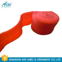 Best Decorative Coloured Fold Over 10 - 30mm Elastic Binding Tape For Underwear wholesale