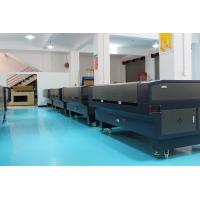 Quality PVC film laser cutting machine price PVC sheet laser engraving machine with two laser heads wholesale