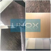 Best ASTM A240 304 Hairline Bronze Stainless Steel Plate-Copper Plating Stainless Steel Decor Sheets wholesale
