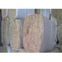 Buy cheap Eco Friendly Hay Bale Sleeves / Woven Polypropylene Fabric , 0.6 - 1 Mm Thick from wholesalers