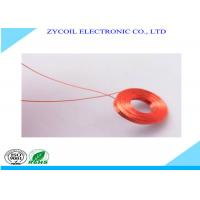 Best Round Rfid Antenna Air Core Inductor Coil for Making Animal Ear Tag / Toy wholesale