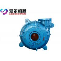 Buy cheap 6/4E AH Slurry Pump Heavy Duty For Mining Interchangable With Warman Slurry Pump from wholesalers