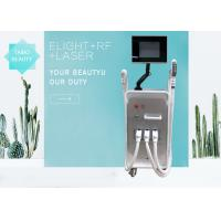 Buy cheap RF IPL SHR ND Yag Salon Beauty Machine For Hair / Wrinkle Removal 100000 Shots from wholesalers