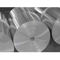 China Alloy 8079 Bare Aluminum Foil Roll For Laminated / Soft Packaging Class B Wettability on sale