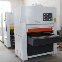 China curved wood sanding machine, particle board sanding machine,round rod sanding machine on sale
