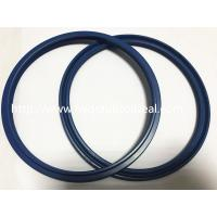 Best Pneumatic Cylinder IUIS IUI Rod Buffer Seal PU Material Blue Color wholesale