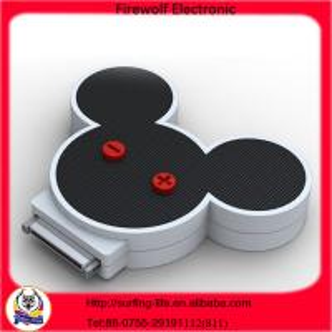 Best portable diy wireless speaker,portable wireless speaker made in China wholesale