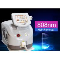 Quality Strong Cooling System Diode Laser 808nm Hair Removal 12 * 20 Mm Big Spot Size wholesale