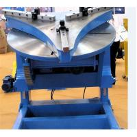 Quality Head / Tail Horizontal Pipe Welding Positioners 6.5T Motorized Elevating wholesale