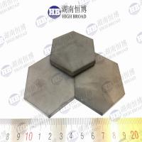 Best Sic / Silicon Carbide Bulletproof Plates /tiles Used In Heavy Armored Protection , armored vehicles wholesale