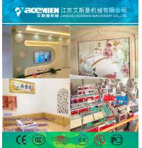 Best PVC/WPC plastic profile extrusion machine production line wholesale