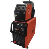 Best MIG400P PULSE MIG Welding Machine For Aluminum / 3 Phase MIG Welder wholesale