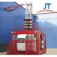 Best China offer Double cages construction hoist SC200/200 wholesale