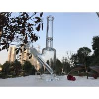Best Mobius Smoking Hookah Glass Water Bongs In 18 Mm Female Joint 11.6 Inches wholesale