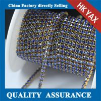 Best Wholesale Rhinestone Cup Chain;high quality rhinestone chain;China Rhinestone Cup Chain wholesale
