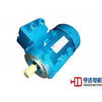 Details Of Waterproof Six Pole Ip54 Ip55 3 Phase Electric Motor 1 1kw For Mining Industrial