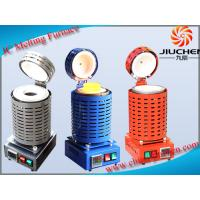Best 1-4kg Mini Gold Melting Furnace Used In Laboratory wholesale