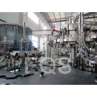 Best 330ml - 2000ml Glass Bottle Brew Beer Filling Machine 1000BPH Including Vacuum Pump wholesale