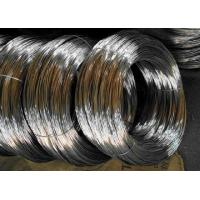 Best BWG 22 Gauge Galvanized Iron Wire 30 - 40kg/Mm2 Tensile Silver Color wholesale