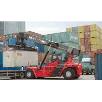 China 265kW Engine Port Machinery Sany Kalmer Heli SRSC45C31 45 Ton Reach Stacker For Container on sale
