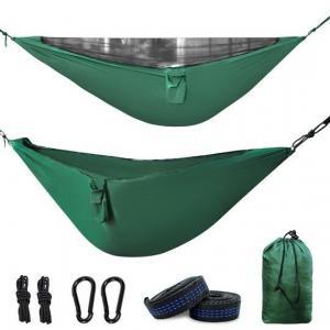 Best L260cm Portable Camping Hammock wholesale