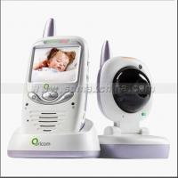 Best 2.4Ghz Digital Video Baby Monitor with 2.4Inch LCD Screen wholesale