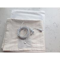 Best antistatic silver fiber+cotton conductive grouding sheet bed sheet wholesale