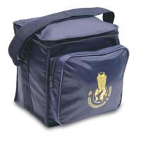Best rectangle trolley cooler bag with adjustable shoulder belt wholesale