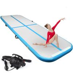 Best Multi Functional Inflatable 20cm Air Floor Gymnastics Mat wholesale