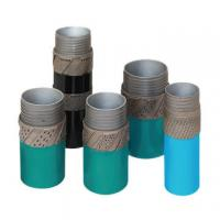 China Core Drilling Tools / Diamond Reaming Shells , Surface Set Reamer on sale