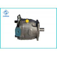 Best Solid Construction Rexroth Piston Pumps A10V, Custom Size Hydraulic Axial Piston Pump wholesale