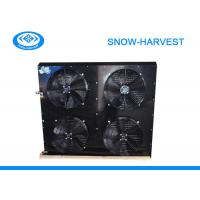 China Durable Air Cooled Screw Chiller  Air Cooler Condenser In Refrigeration Unit on sale