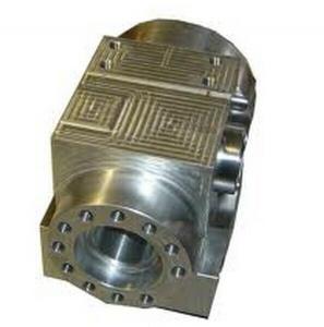 Best OEM Precision CNC Machining Parts , ALSI 306 Stainless Steel Auto Plasting Parts wholesale