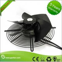 Best 200mm EC Exhaust Axial Fan , Industrial Ventilation Fans With External Rotor Motor Powered wholesale