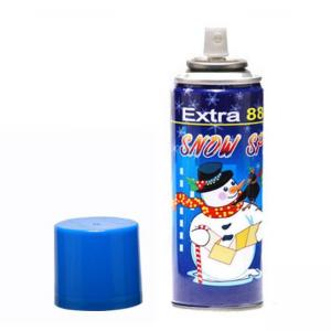 Best Factory directly birthday opening celebration holiday indoor party snow spray foam wholesale
