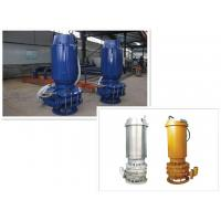 Best Professional Heavy Duty Submersible Pump , Submersible Drainage Pump For Dredging Ship wholesale